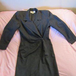Jones New York Wrap Dress, sz 12